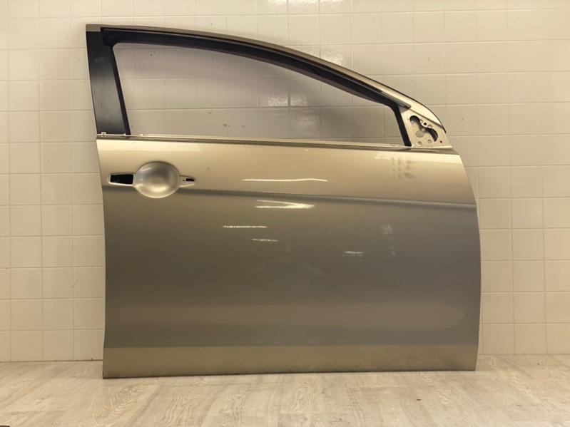 Дверь Mitsubishi Lancer 10 CY1A 2007 передняя правая (б/у) 5700A558