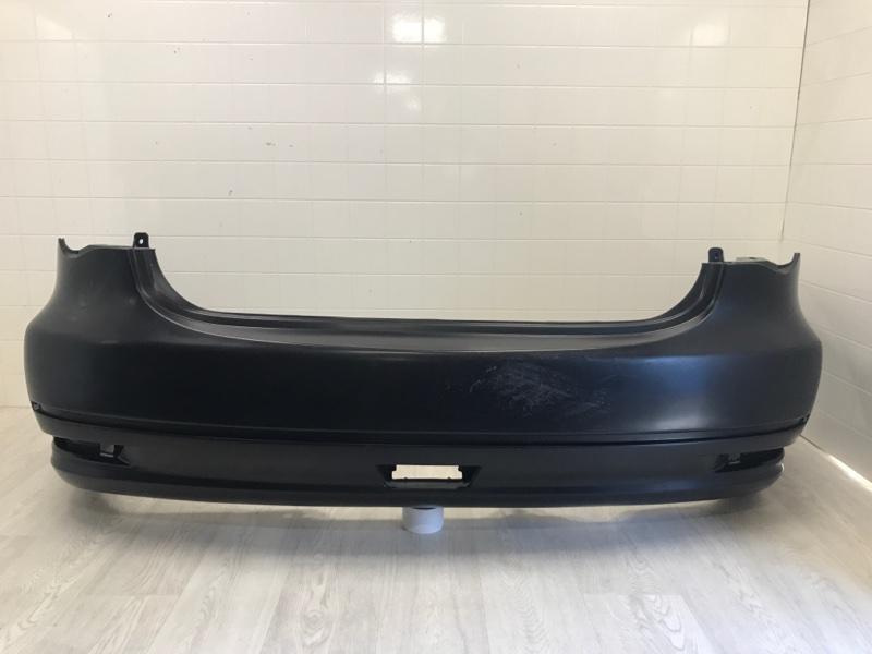 Бампер задний Nissan Almera G15 (б/у) L120011001