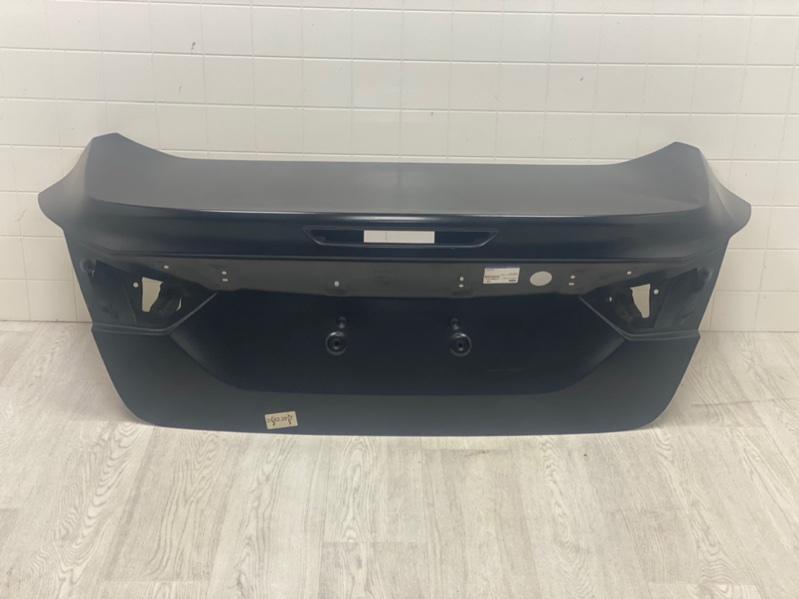 Крышка багажника Ford Focus 3 CB8 2011 задняя (б/у) 1796141