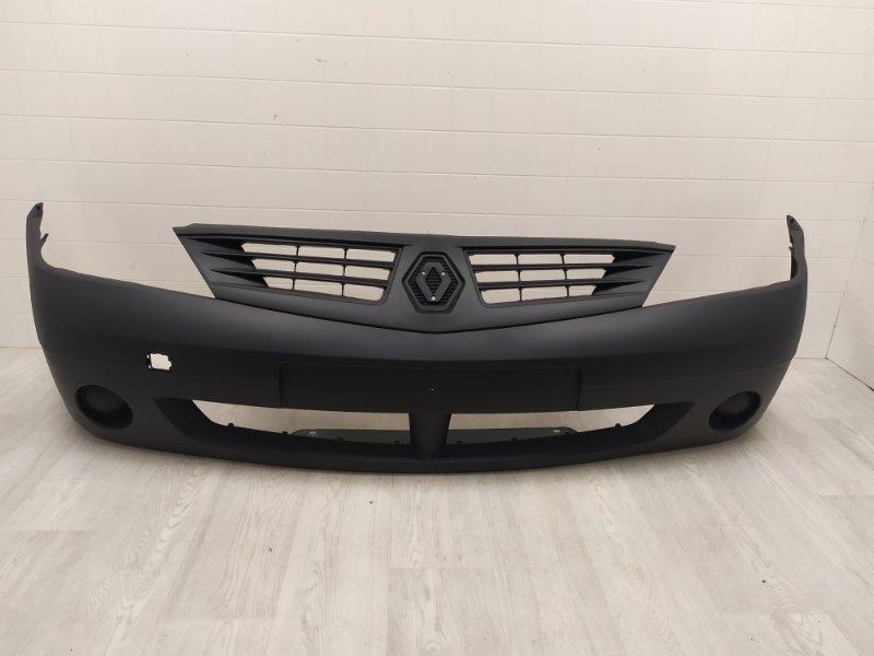 Бампер передний Renault Logan 2004 передний (б/у) 8200766454