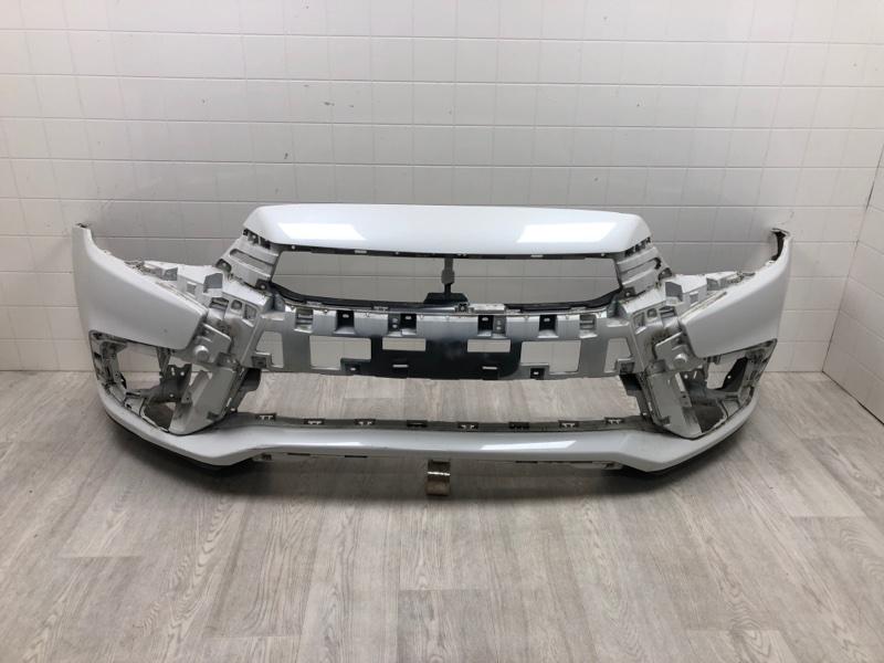 Бампер передний Mitsubishi Asx GA1W 4A92 2017 передний (б/у) 6400H486