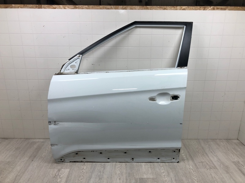 Дверь Hyundai Creta M0 1.6 2016 передняя левая (б/у) 76003A0000