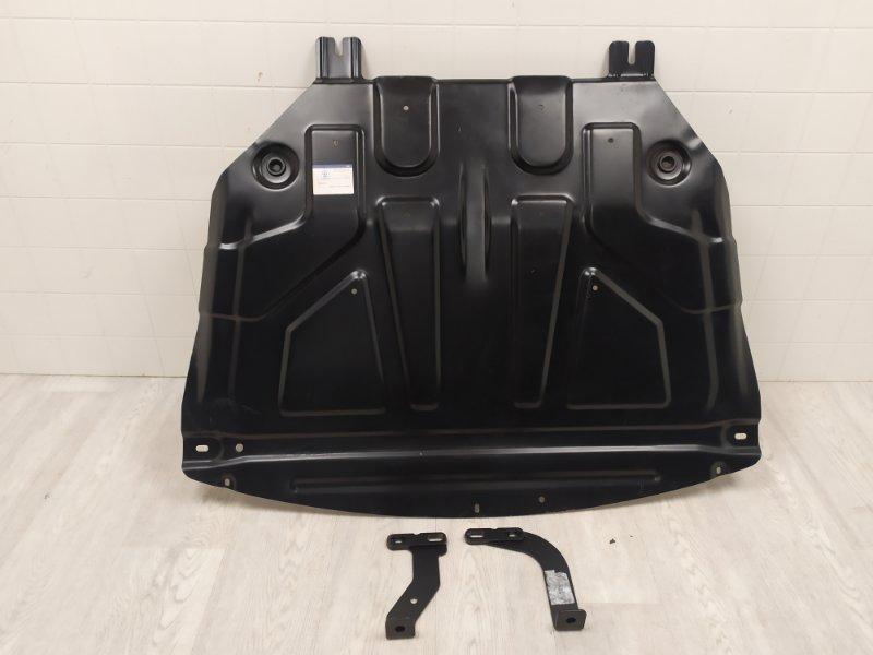 Защита двигателя Ford Fiesta 2008 (б/у) 1675902