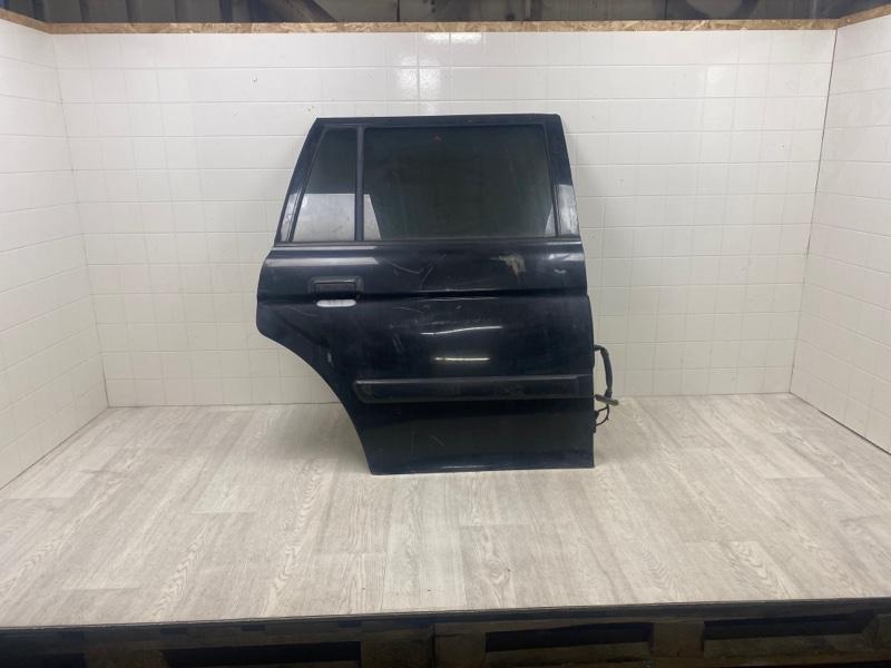 Дверь Mitsubishi Pajero Sport 1 K97W 4D56 1998 задняя правая (б/у) MR 981942