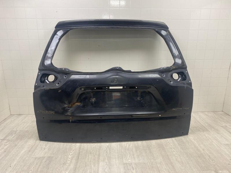 Крышка багажника Mitsubishi Pajero Sport 2 KH8W 4M41 2008 2009 2010 2011 2012 2013 2014 2015 2016 (б/у) 5801A800