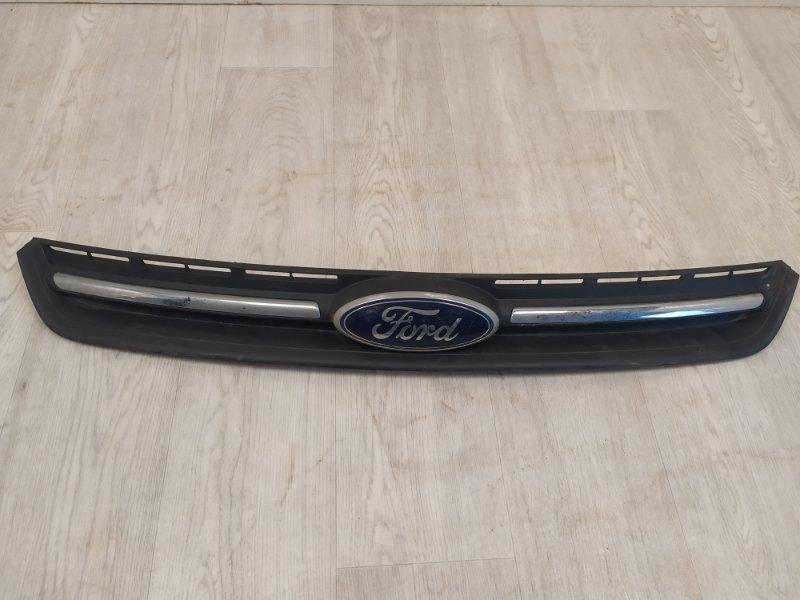 Решетка радиатора Ford Kuga 2013 передняя (б/у) CV448150BEW