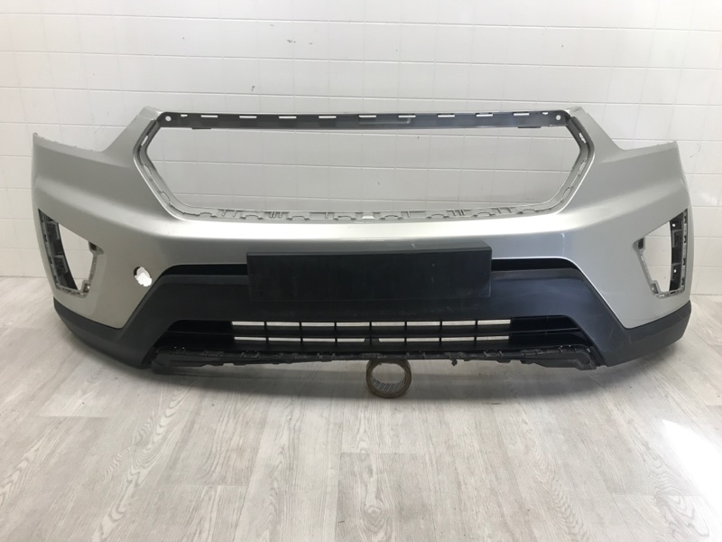 Бампер передний Hyundai Creta M0 1.6 2016 передний нижний (б/у) 86512M0000