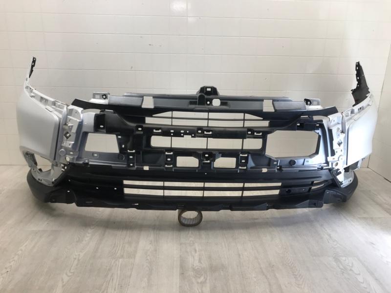 Бампер передний Mitsubishi Outlander 3 GF2W 4B10 2015 передний (б/у) 6400K147
