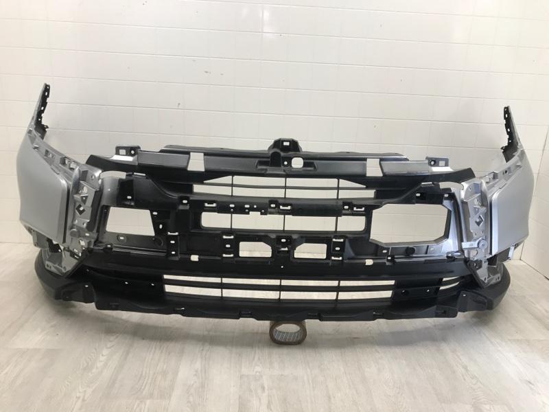 Бампер Mitsubishi Outlander 3 GF2W 4B10 2015 передний (б/у) 6400K147
