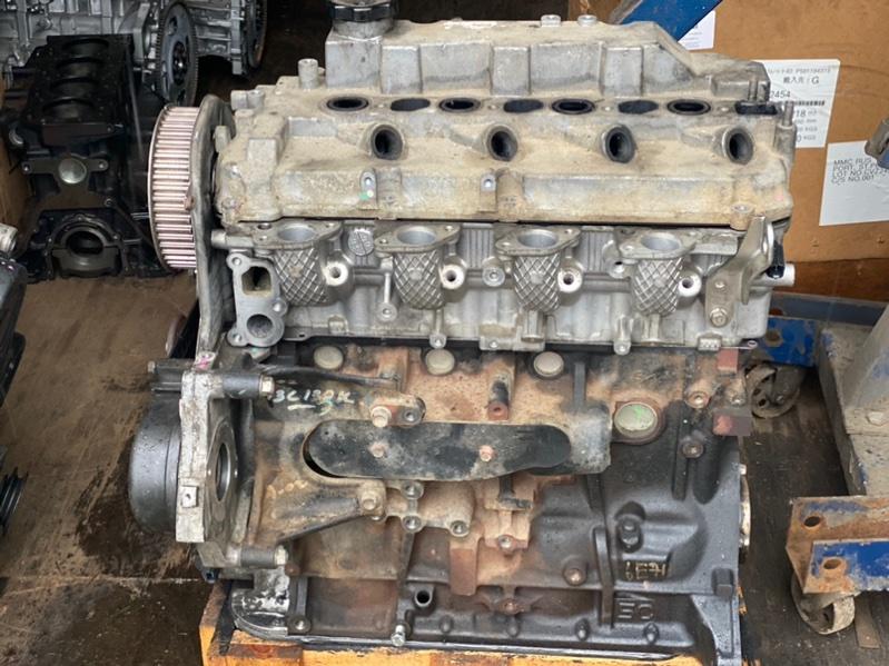 Двигатель Mitsubishi L200 2005- KB4T 4D56U 2007 2008 2009 2010 2011 2012 2013 2014 2015 2016 (б/у)
