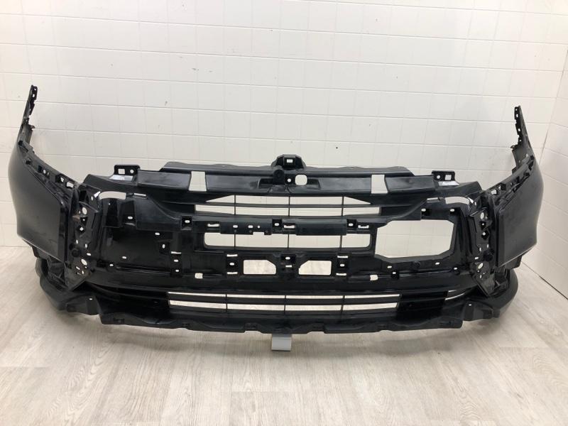 Бампер передний Mitsubishi Outlander 3 GF2W 4B10 2015 передний (б/у)