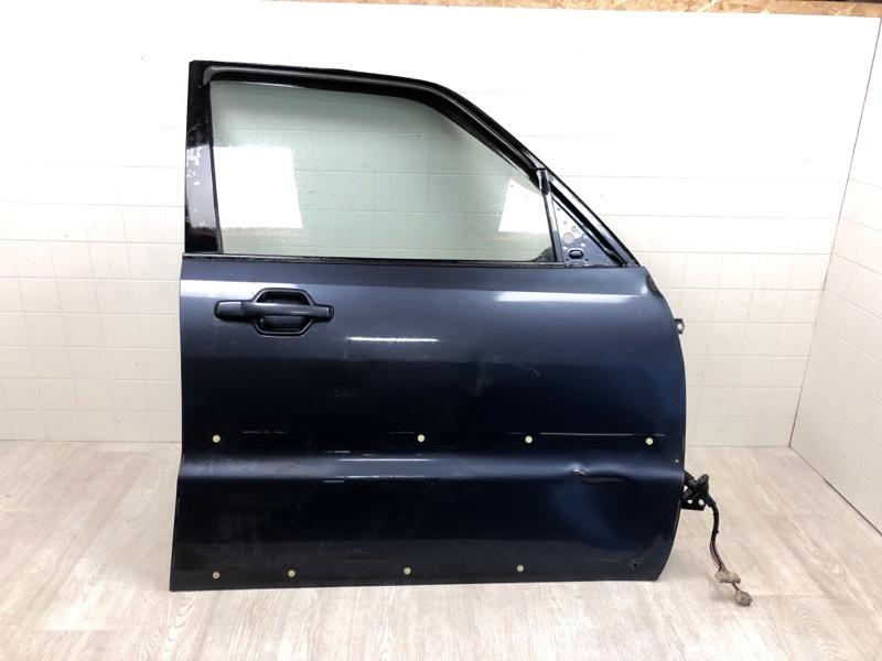 Дверь Mitsubishi Pajero 4 V87W 6G72 2007 передняя правая (б/у)