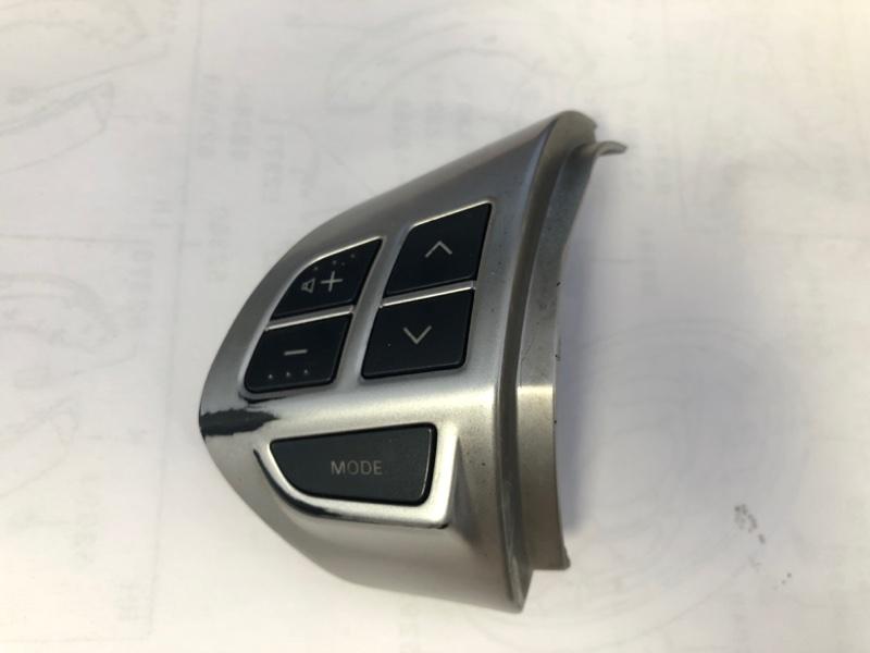 Блок управлния аудио на руле Mitsubishi Lancer 10 2008 2009 2010 2011 2012 (б/у)