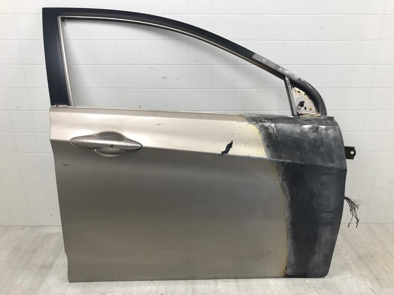 Дверь Hyundai Solaris 1 SB G4FA 2010 2011 2012 2013 2014 2015 2016 передняя правая (б/у)