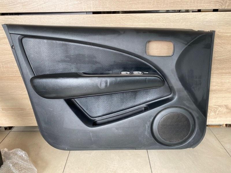 Обшивка двери Mitsubishi Lancer 9 CS1A 4G18 2002 передняя левая (б/у)
