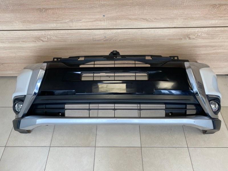 Бампер передний Mitsubishi Outlander 3 GF2W 4B10 2015 передний (б/у) 6400K786