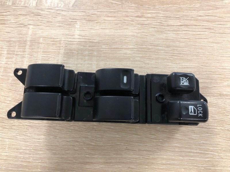Блок управления стеклоподъемниками Mitsubishi Outlander Xl CW1W 4B11 2006 2007 2008 2009 2010 2011 2012 (б/у)
