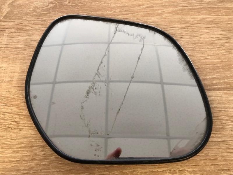 Зеркальный элемент Mitsubishi Outlander Xl CW1W 4B11 2006 2007 2008 2009 правый (б/у)