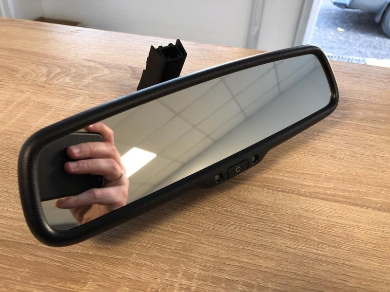 Зеркало салона Hyundai Creta (б/у)
