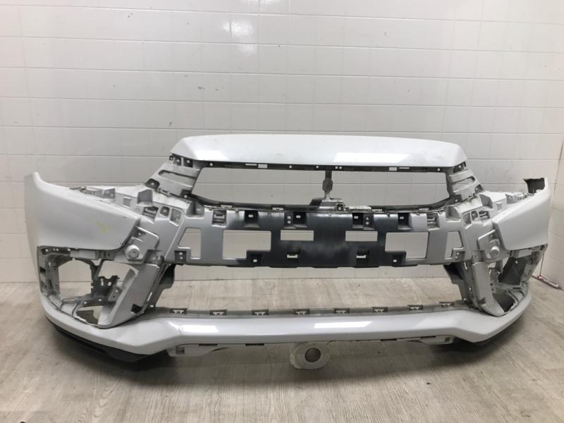 Бампер передний Mitsubishi Asx GA1W 4A92 2017 передний (б/у)