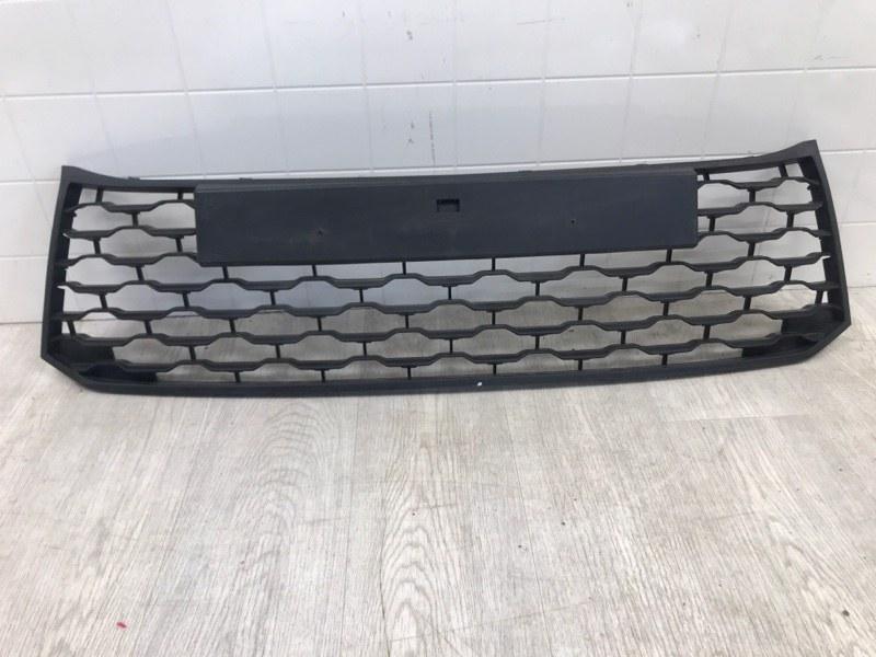 Решетка бампера Mitsubishi Pajero Sport 3 KS1W 4N15 (б/у)