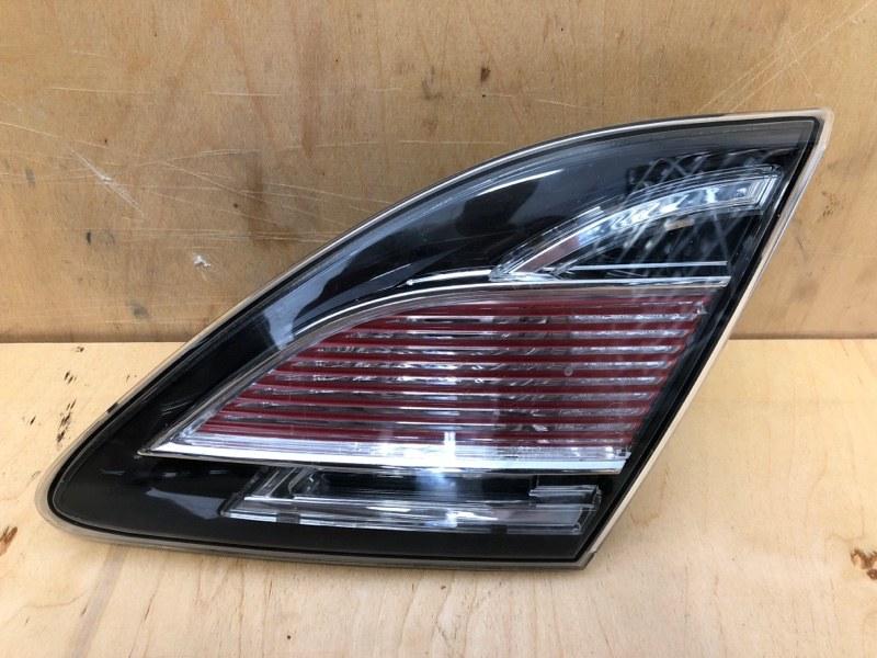 Фонарь в крышку багажника Mazda Mazda 6 GH 2007 задний правый (б/у)
