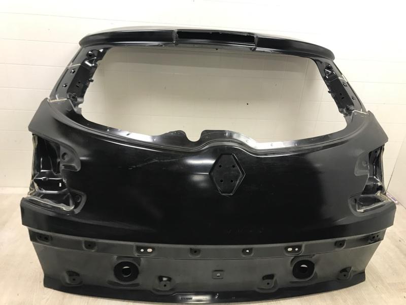 Крышка багажника Renault Megane F4R 2009 задняя (б/у)