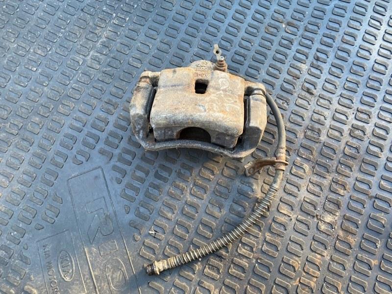 Суппорт тормозной Kia Ceed передний левый (б/у)