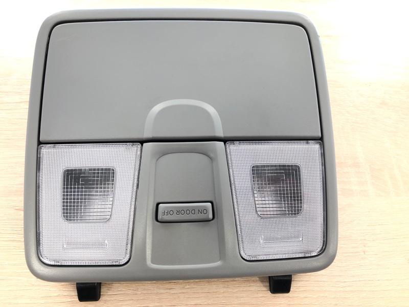 Фонарь подсветки салона Hyundai Solaris 1 SB 2010 2011 2012 2013 2014 2015 2016 (б/у)