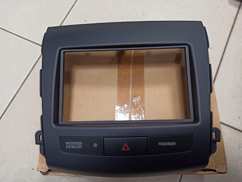 Магнитола Mitsubishi Outlander Xl CW1W 4B11 2006 2007 2008 2009 2010 2011 2012 8002A140XA
