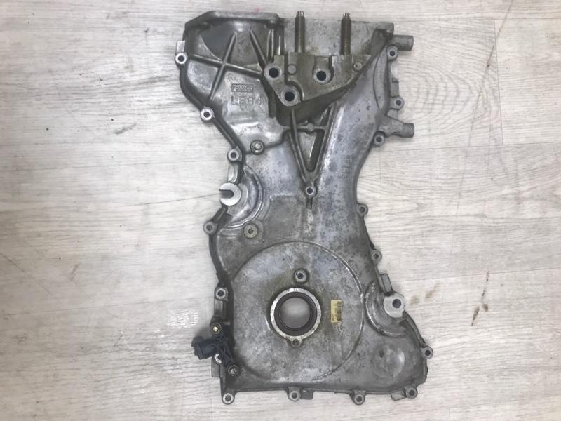 Крышка двигателя Mazda Mazda 6 GG LF17 2002 (б/у)