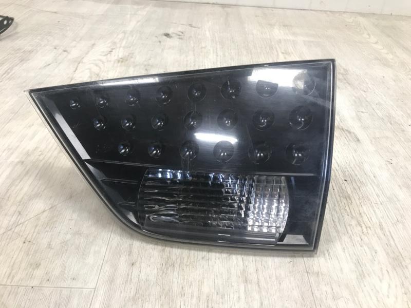 Фонарь в крышку багажника Mitsubishi Outlander Xl CW1W 4B10 2007 задний правый (б/у)