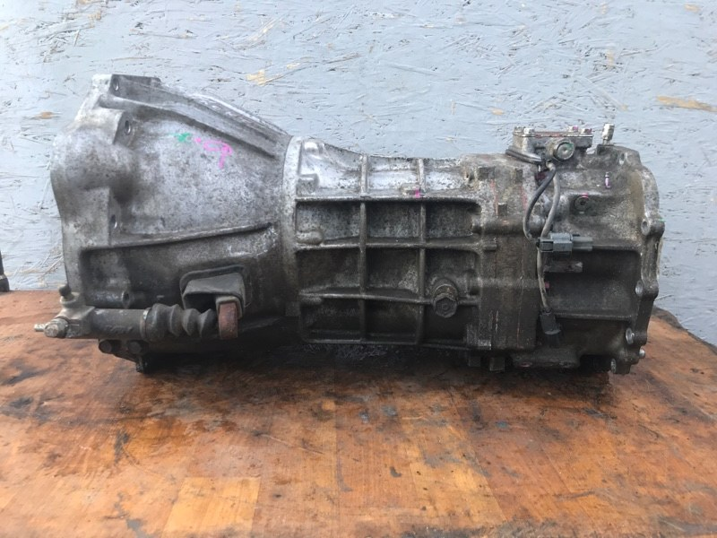 Мкпп Mitsubishi L200 2005- KB4T 4D56U 2007 (б/у)