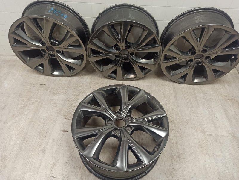 Диск колесный литой Hyundai Santa Fe 3 DM D4HB 2012 (б/у)