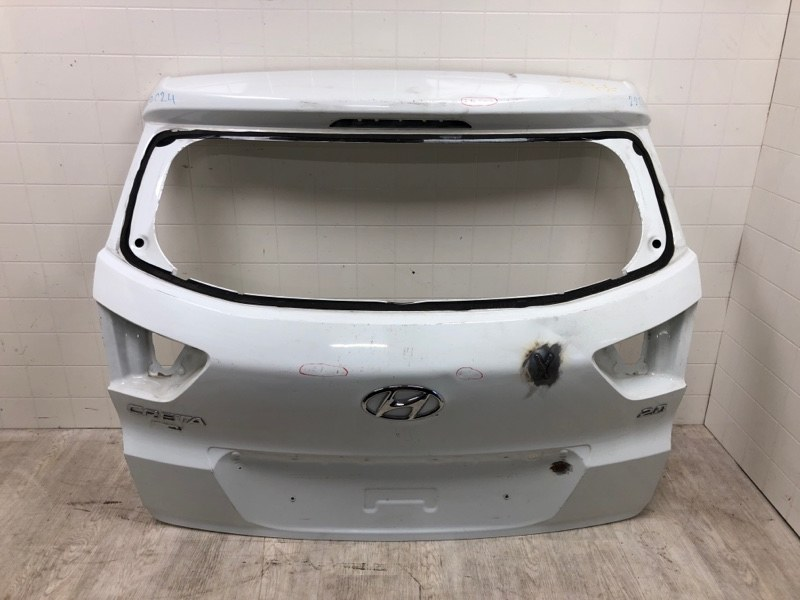 Крышка багажника Hyundai Creta 1.6 2016 (б/у)
