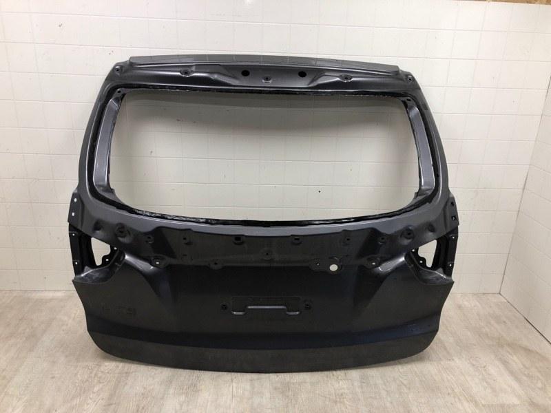 Крышка багажника Hyundai Ix-35 TM G4KD 2010 задняя (б/у)