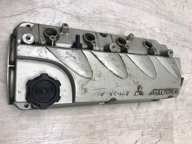 Крышка клапанов Mitsubishi Outlander 1 CU5W 4G69 2002 (б/у)