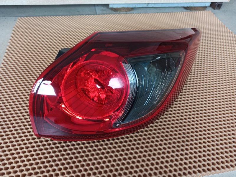 Фонарь в крыло Mazda Cx-5 KE 2.0 2012 2013 2014 2015 задний правый (б/у)