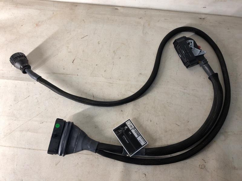 Проводка Citroen C4 Picasso