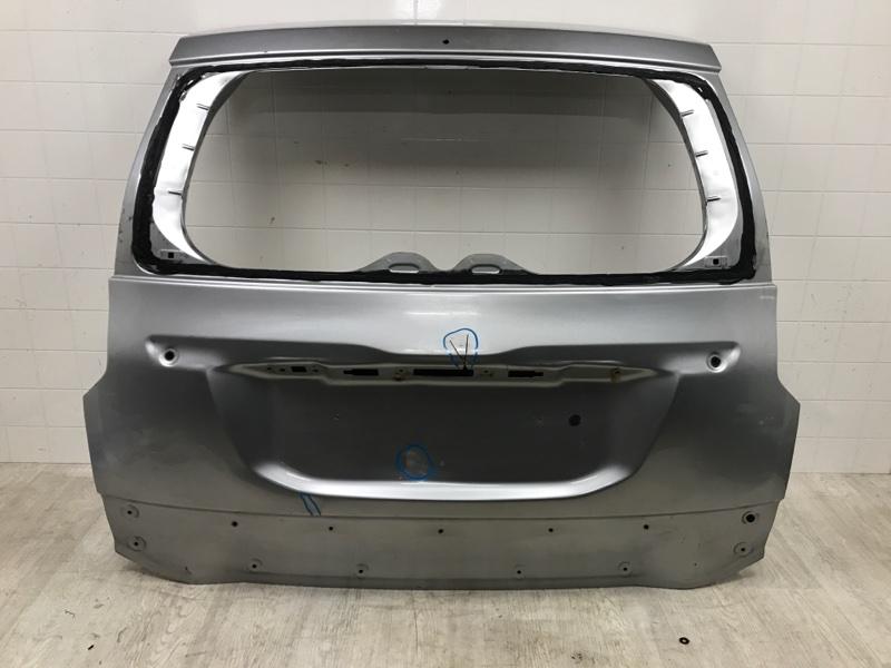 Крышка багажника Mitsubishi Pajero Sport 3 KS1W 4N15 2016 2017 2018 2019 2020 задняя (б/у)