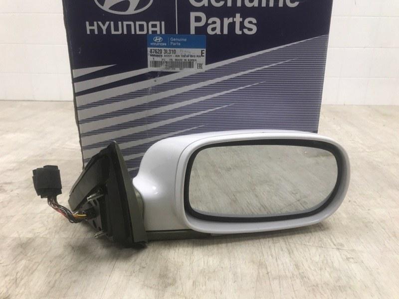 Зеркало правое Hyundai Grandeur переднее правое (б/у)