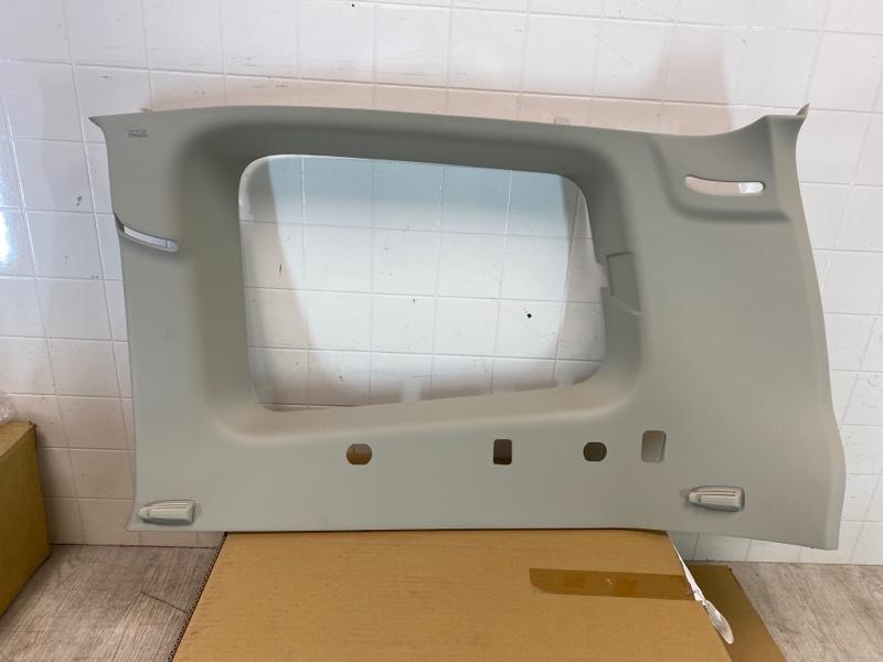 Обшивка багажника Mitsubishi Outlander 3 GF2W 4B10 2012 задняя правая верхняя