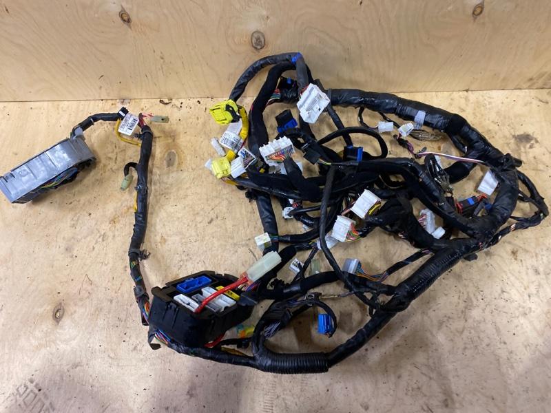 Проводка под торпедо Kia Sportage SL 2.0 2010 (б/у)