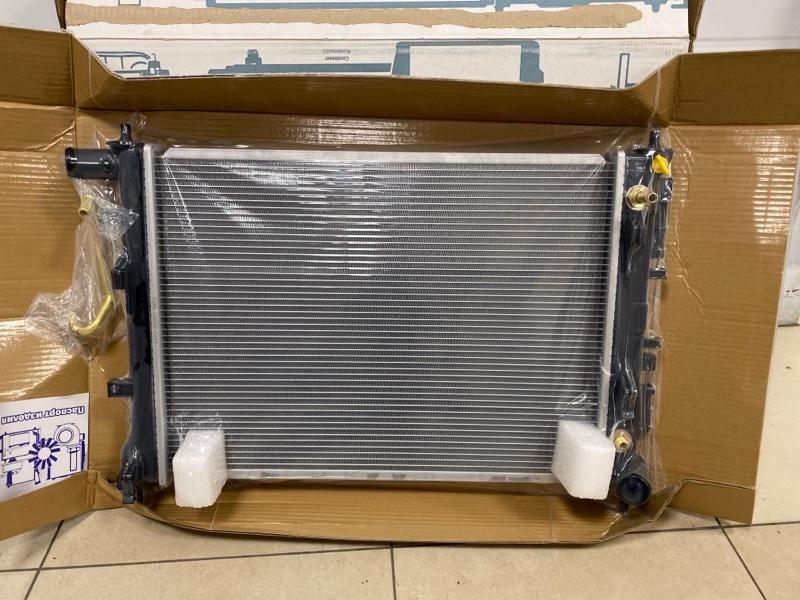 Радиатор двс Hyundai Solaris 2 2017