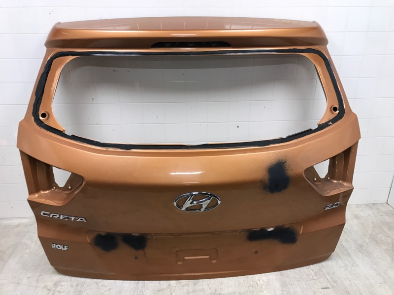 Крышка багажника Hyundai Creta 1.6 2016 задняя (б/у)