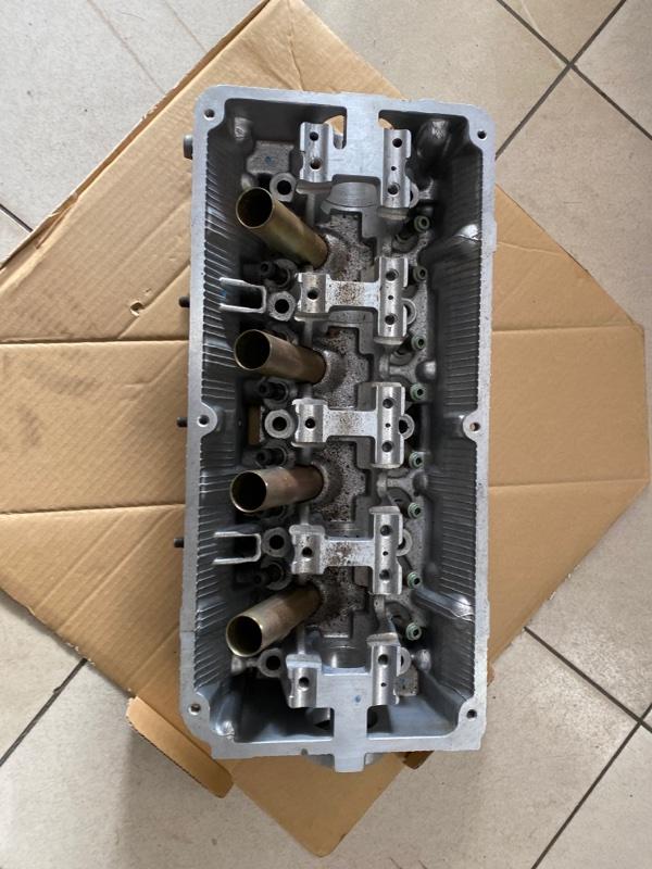 Головка блока цилиндров Mitsubishi Lancer 9 CS2A 4G15 2000 2001 2002 2003 2004 2005 2006 2007 2008 2009 2010 2011 (б/у) MN155099