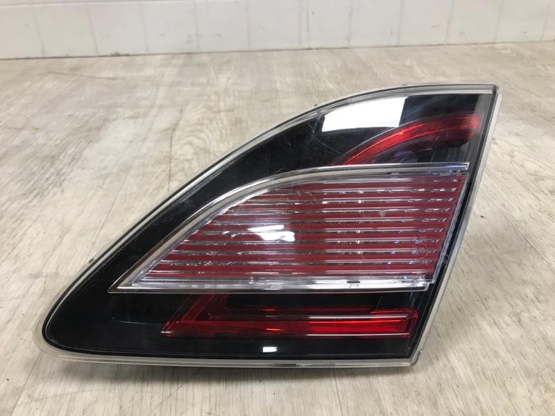 Фонарь в крышку багажника Mazda Mazda 6 GH задний правый (б/у)