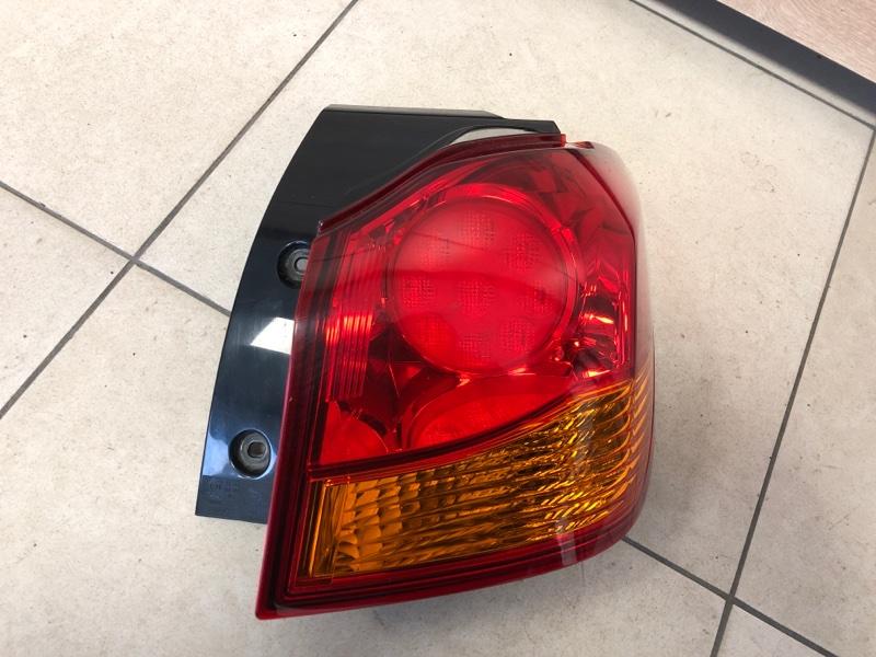 Фонарь в крыло Mitsubishi Asx GA1W 4B10 2010 задний правый (б/у)