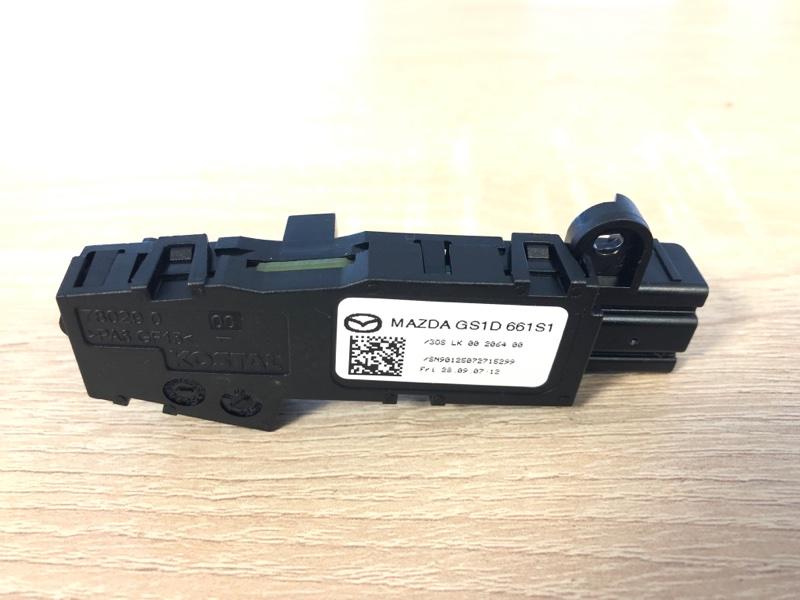 Шлейф подрулевой Mazda Mazda 6 GH (б/у)