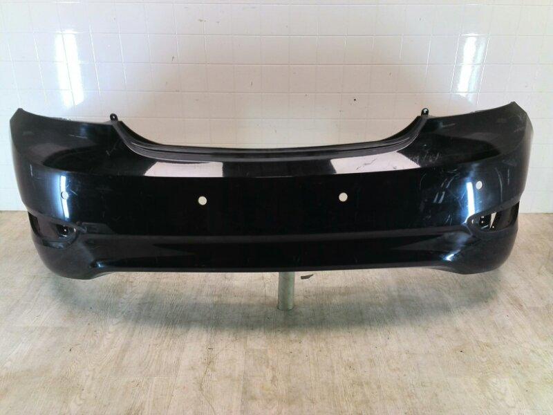 Бампер задний Hyundai Solaris 1 SB G4FA 2010 2011 2012 2013 2014 задний (б/у)